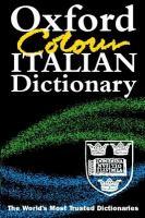 The Oxford Colour Italian Dictioanry