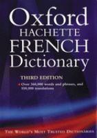 Le Grand Dictionnaire Hachette-Oxford