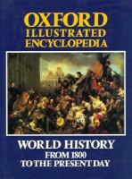 World History From 1800 to the Present Day