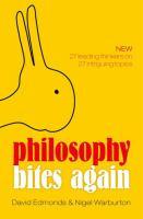 Philosophy Bites Again