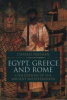 Egypt, Greece, and Rome