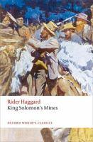 King Solomon's Mines