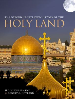 The Oxford Illustrated History of the Holy Land(book-cover)