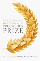 'The World's Most Prestigious Prize'