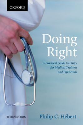 Cover image for Doing Right