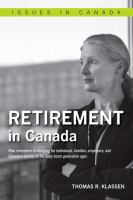 Image: Retirement in Canada
