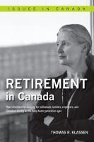Image: Retirement in Canada
