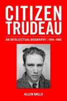 Citizen Trudeau