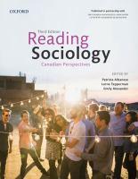 Reading Sociology
