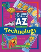 The Oxford Children's A to Z of Technology