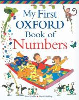My First Oxford Book of Numbers