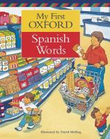 My first Oxford Spanish words