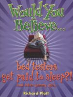 Would You Believe Bed Testers Get Paid to Sleep? and Other Jammy Jobs
