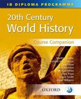 20th Century World History