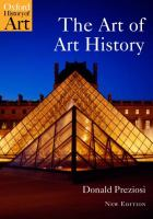 The Art Of Art History
