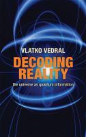 Decoding Reality