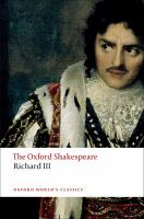 The Tragedy of King Richard III