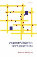 Designing Management Information Systems