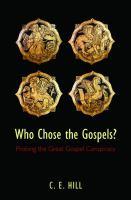 Who Chose the Gospels?