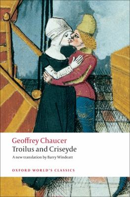 Cover image for Troilus and Criseyde