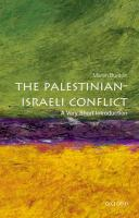 The Palestinian-Israel Conflict