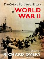 The Oxford Illustrated History Of World War II