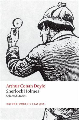 Cover Image: Sherlock Holmes selected stories