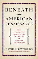 Beneath the American Renaissance