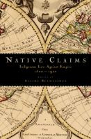 Native Claims