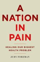 A Nation in Pain