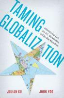 Taming Globalization