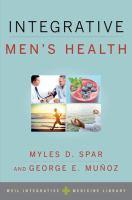 Integrative men's health