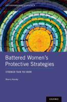 Battered Women's Protective Strategies