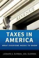 Taxes in America