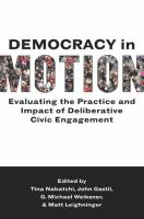 Democracy in Motion