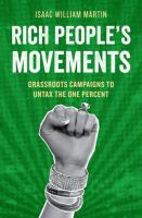 Rich People's Movements