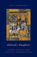 Deborah's Daughters