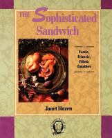 The Sophisticated Sandwich