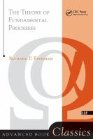 Theory of Fundamental Processes (Advanced Book Classics)