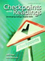 Checkpoints With Readings
