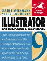 Illustrator 9 For Windows And Macintosh