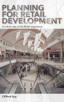 Planning for Retail Development