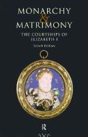 Monarchy and Matrimony