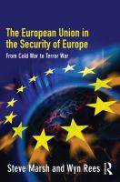 The European Union in the Security of Europe