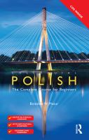 Colloquial Polish
