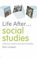 Life After-- Social Studies