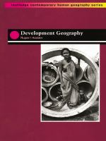 Development Geography