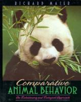 Comparative Animal Behaviour