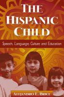 The Hispanic Child