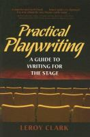 Practical Playwriting